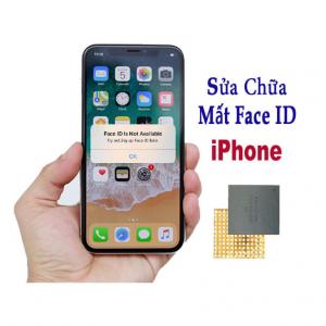 Sửa iPhone mất face id